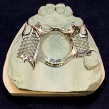 Max double Palatal Strap